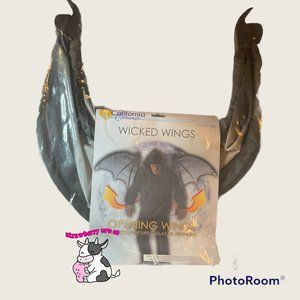 Wicked Wings for Adult Costume